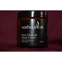 Rose Damask Hand Cream