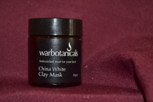 China White Clay Mask
