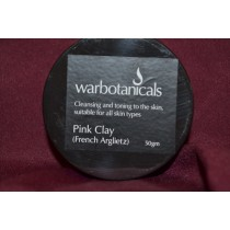French Pink Clay 50gm