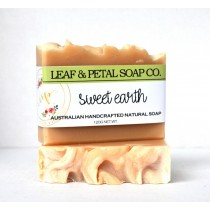 Leaf and Petal Sweet Earth Natural Soap