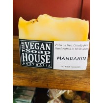 Vegan Soap House - Mandarin