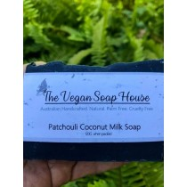 The Vegan Soap House Patchouli Coconut Milk Soap