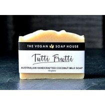 The Vegan Soap House Tutti Frutti