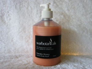 Manuka Honey Body Wash 500ml