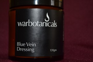 Blue Vein Dressing 120gm
