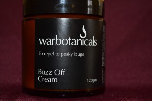 Buzz Off Cream 120gm